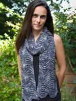slip stitch crochet shawl